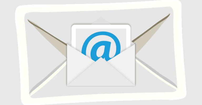 E-mail promotie